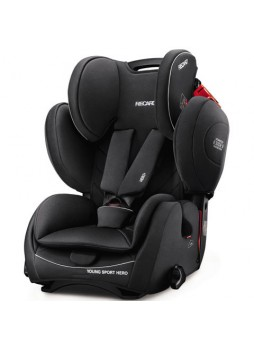 Автокресло RECARO Young Sport HERO Performance Black