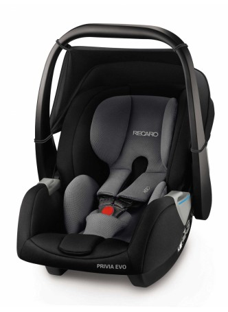 Автокресло RECARO Privia EVO Carbon Black